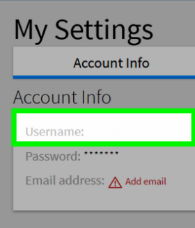 Roblox settings Image